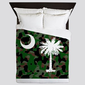 SC Palmetto Moon Queen Duvet