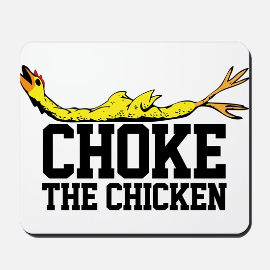 Choke The Chicken, BEAT Carolina Mousepad