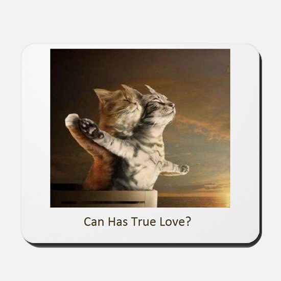 Titanic Cats Mousepad