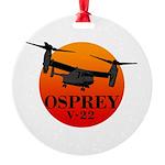 OSPREY Round Ornament