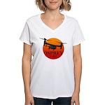 OSPREY Women's V-Neck T-Shirt