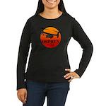 OSPREY Women's Long Sleeve Dark T-Shirt