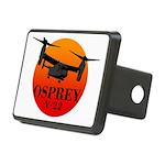 OSPREY Rectangular Hitch Cover