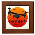 OSPREY Framed Tile