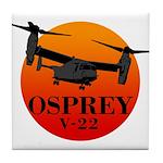 OSPREY Tile Coaster