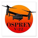 OSPREY Square Car Magnet 3
