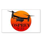 OSPREY Sticker (Rectangle 50 pk)