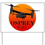 OSPREY Yard Sign