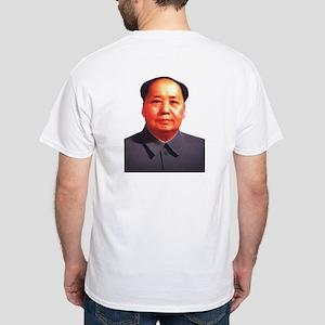 Chairman Mao White T-Shirt