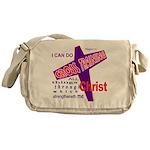 CrossTraining.png Messenger Bag