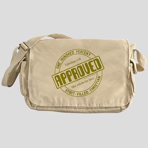 APPROVED Messenger Bag