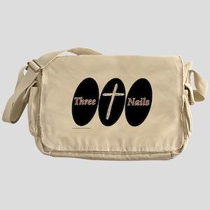 THREE NAILS Messenger Bag