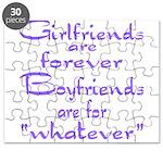 GIRLFRIENDS Puzzle