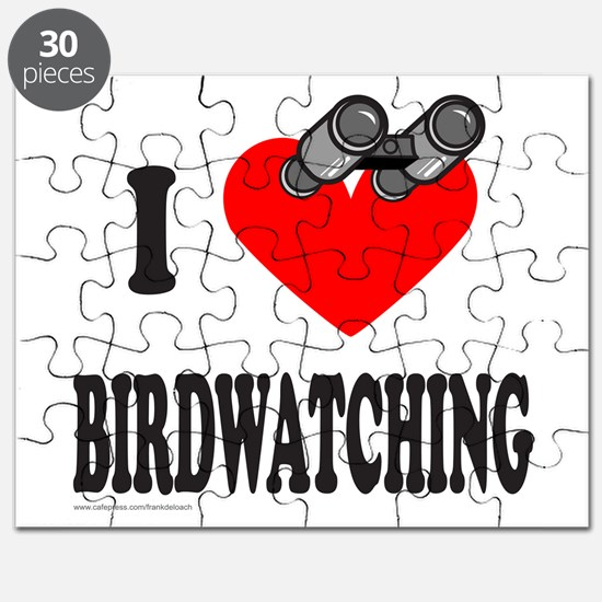 I HEART BIRDWATCHING Puzzle