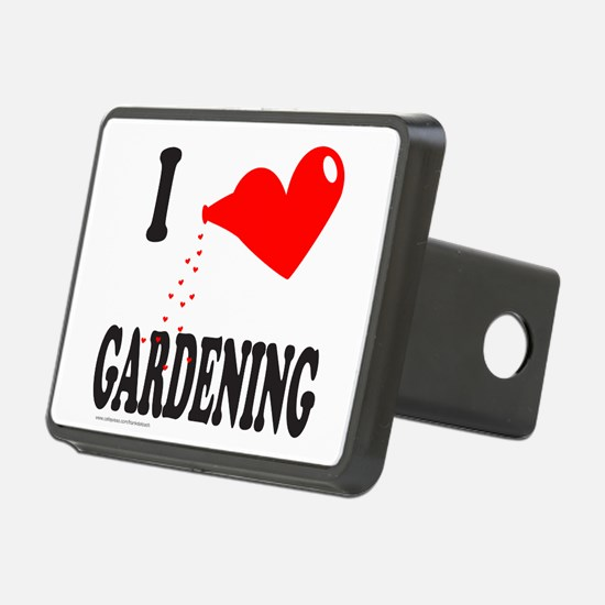I HEART GARDENING Hitch Cover
