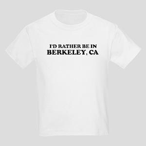 Rather: BERKELEY Kids T-Shirt