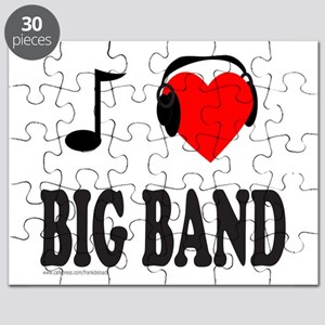BIG BAND MUSIC Puzzle