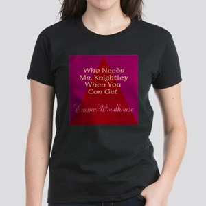 Who Needs Knightley? T-Shirt