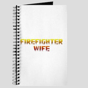 """Firefighter Wife"" Journal"