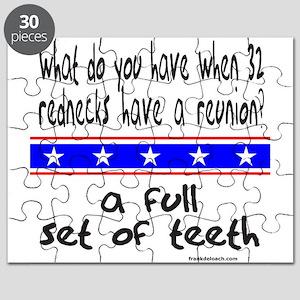 REDNECK REUNION Puzzle