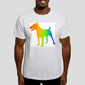 Jagdterrier Ash Grey T-Shirt