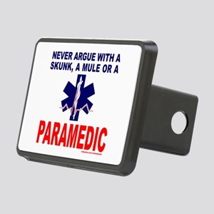 PARAMEDIC/EMT Rectangular Hitch Cover