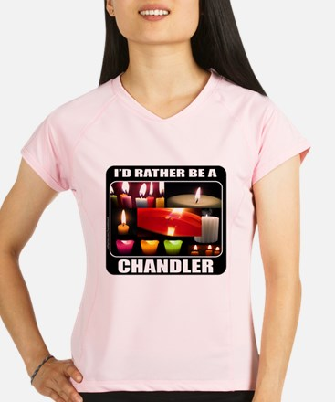 Cute Candles Performance Dry T-Shirt