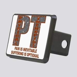 PHYSICAL THERAPIST Rectangular Hitch Cover