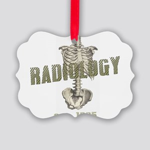 RADIOLOGY Picture Ornament