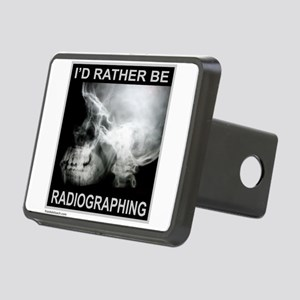 RADIOGRAPHING Rectangular Hitch Cover