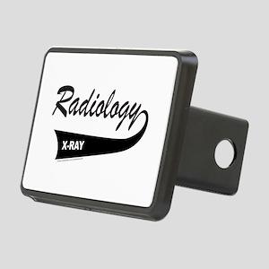 RADIOLOGY Rectangular Hitch Cover