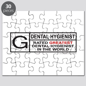 DENTAL HYGIENIST Puzzle