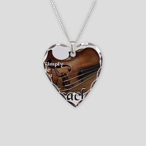 BEST TEACHER Necklace Heart Charm