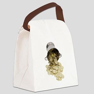 BucketOfRiches081309 Canvas Lunch Bag