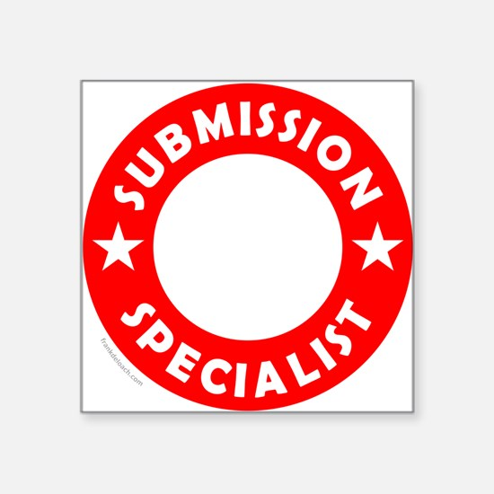 SubmssionSpecialist Sticker