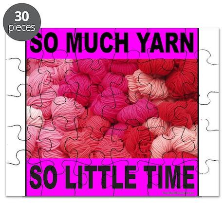 YARN/KNITTING Puzzle