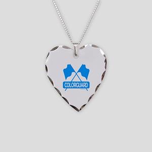 COLORGUARD Necklace Heart Charm