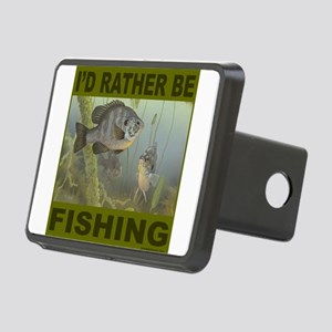 FISHING/FISHERMEN Rectangular Hitch Cover