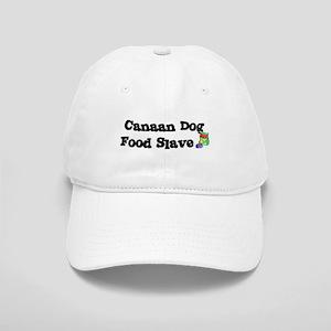 Canaan Dog FOOD SLAVE Cap