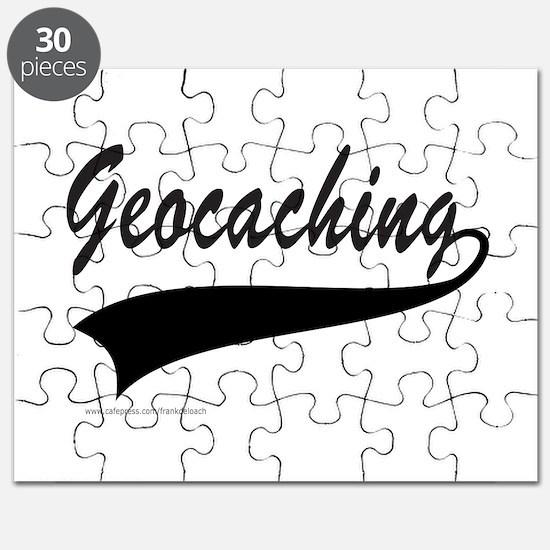 GEOCACHING Puzzle
