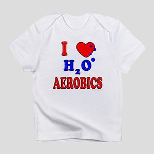 WATER AEROBICS Infant T-Shirt