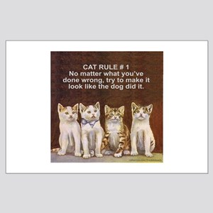 CUTE KITTEN/CAT Large Poster