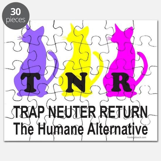 TRAP NEUTER RETURN Puzzle