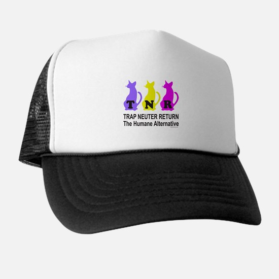 TRAP NEUTER RETURN Trucker Hat