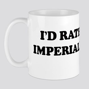 Rather: IMPERIAL BEACH Mug