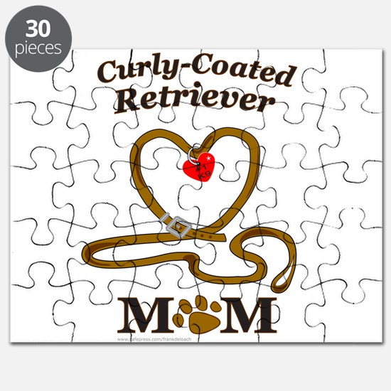 CURLY-COATED RETRIEVER Puzzle
