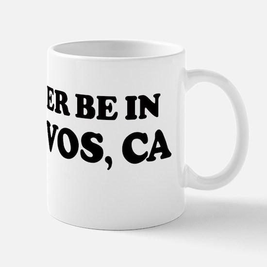 Rather: LOS OLIVOS Mug