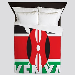 Kenya Queen Duvet