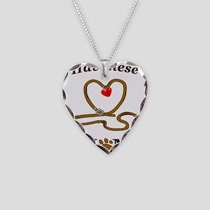 HAVANESE Necklace Heart Charm