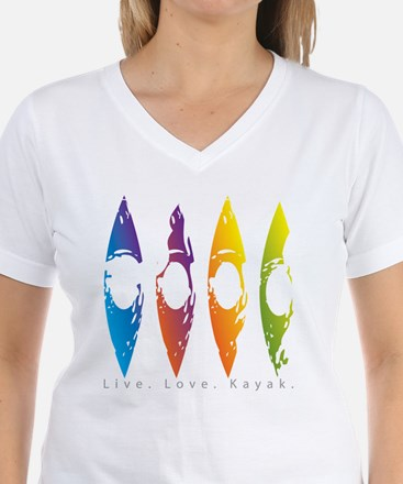 kayakgirlz_design001-07 T-Shirt